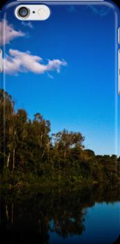 The Way of the River [ iPad / iPod / iPhone Case ] by Mauricio Santana