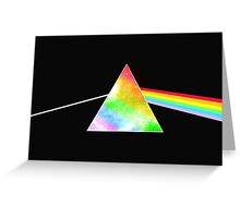 Bright Side of the Moon Greeting Card
