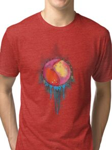 Rainbow of the Calamity Tri-blend T-Shirt