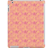 Vintage Purple Butterflies iPad Case/Skin