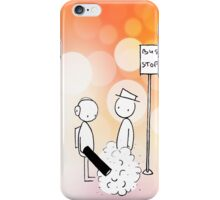 It's Such a Beautiful Day iPhone Case/Skin