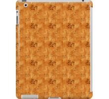 Vintage Butterflies on Orange iPad Case/Skin