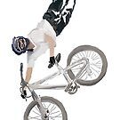 BMX by paula cattermole