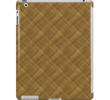 Tight Weave Basket iPad Case/Skin