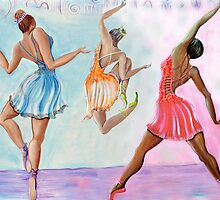 It's About Dance by Sharon Elliott-Thomas