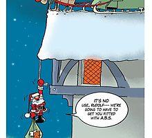 Christmas brake by Karl Dixon
