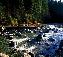 Cascade River by kendlesixx