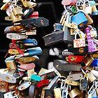 Promises in padlocks by dyanera