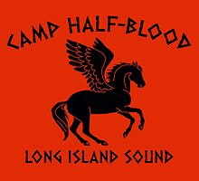 Camp Half-Blood by star-truk
