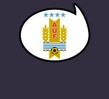 Uruguay Soccer / Football Fan Shirt / Sticker Unisex T-Shirt