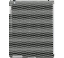 Silvery Metal Mesh iPad Case/Skin