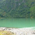 Glacial Lake by jojojem
