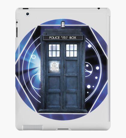 The Dr Who TardisPad iPad Case/Skin