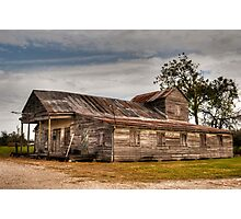 Old Store Photographic Print