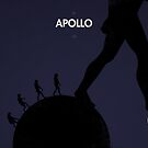 99 Steps of Progress - Apollo by maentis