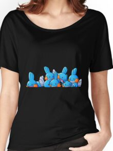 Bundle of Mudkips  Women's Relaxed Fit T-Shirt