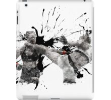 Ronda Rousey knocked out by Holly Holm iPad Case/Skin