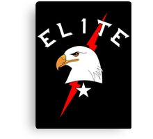 Elite Eagle Canvas Print