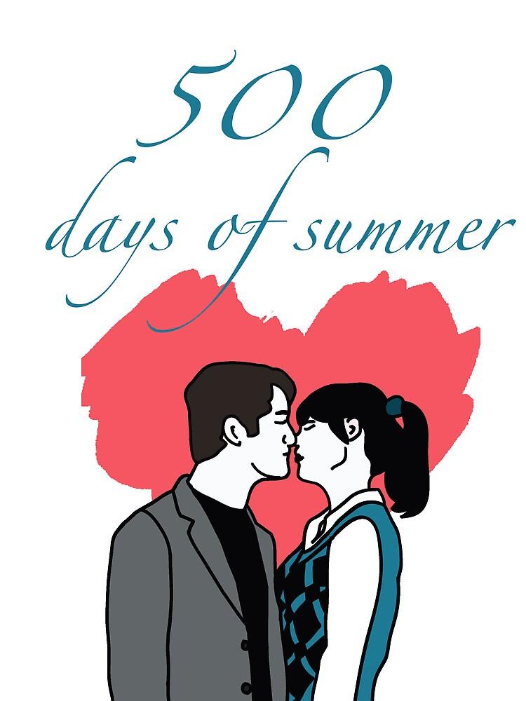 Summer  by TatiDuarte