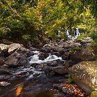 Waterfalls of Eureka. Mauritius by JennyRainbow