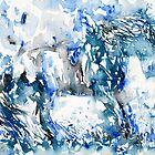 HORSE PAINTING.3 by lautir