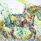 HORSE PAINTING.4 by lautir