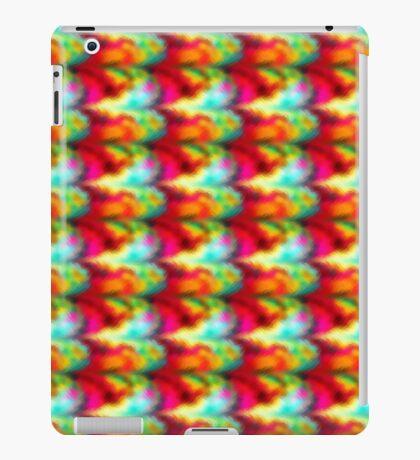 Rainbow Ice Abstract iPad Case/Skin