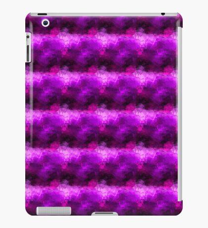 Purple Tissue Paper iPad Case/Skin