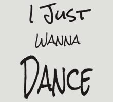 I just wanna dance by Roxy J