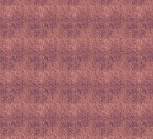 Purple Micro Dots on Grunge Pink by pjwuebker