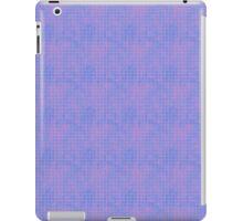 Purple and Pink Diamonds iPad Case/Skin