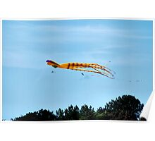 When Octopi Fly Poster