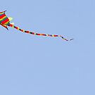True courage is like a Kite by Segalili