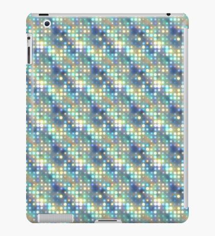 Pastel Neon Lights Abstract iPad Case/Skin