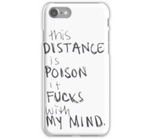 The Story So Far-Stifled iPhone Case/Skin