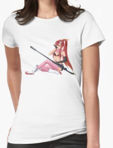 Yoko 2 Womens Fitted T-Shirt