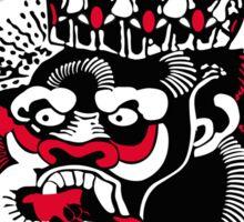 Conor McGregor - Notorious Gorilla Sticker