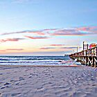 Pier At Dawn in HDR by ©Dawne M. Dunton