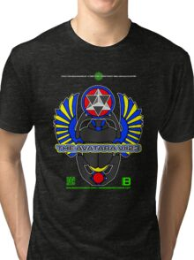 The Avatara VII23 KEPHRA TETRA MERCH 22 NOV 2012 Tri-blend T-Shirt