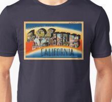 Greetings from los angeles Unisex T-Shirt