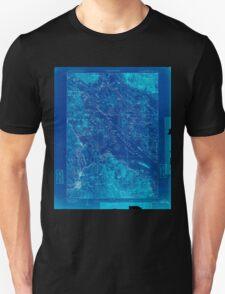 USGS TOPO Map New Hampshire NH Winnepesaukee 330378 1909 62500 Inverted T-Shirt