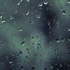Rainy Window by versutia