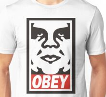 Obey The Giant Unisex T-Shirt