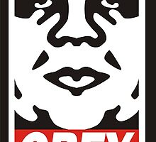 Obey The Giant by mona sunita