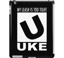 Uke rating iPad Case/Skin