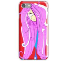 Can't Look iPhone Case/Skin