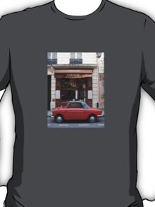 Autobianchi in Paris T-Shirt