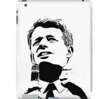 Bobby Kennedy Vector Print iPad Case/Skin