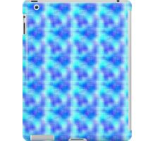 Light Blue Textured Glass iPad Case/Skin