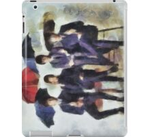 Watercolor Sunday iPad Case/Skin